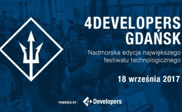 Logo 4Developers Gdańsk