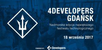 Logo 4Developers Gdańsk
