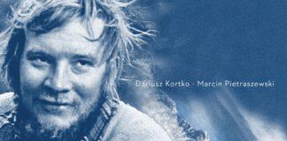 Zdjęcie Jerzego Kukuczki z nazwiskami autorów