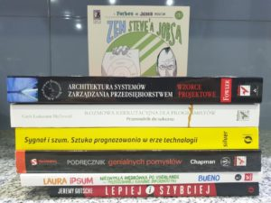Literatura fachowa :)